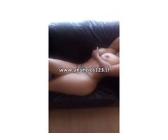 Masajista colombiana stgo centro +56968489331