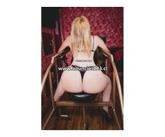 MIRA MI WEB Y VIDEO EN. https://escortensantiagodechile.blogspot.com Rubia Tetona Hot