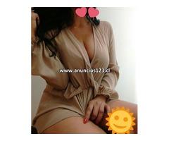 Colombiana masajes VIP  +56963187607