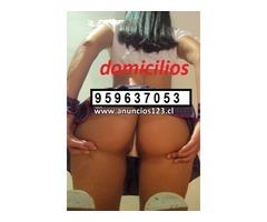 ANFITRIONAS ESCORTS*SUPER NIVEL 959637053 TODO STGO DOMICILIOS