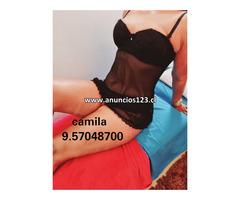 camila te espera con estimulantes masajes eroticos