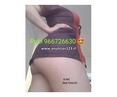 RELAJATE EN LAS MEJORES MANOS DE SANTIAGO 966726630 RUBI